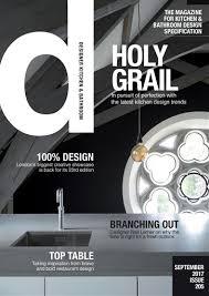 Designer Kitchen  Bathroom Magazine Sep Subscriptions - Kitchen and bathroom designer