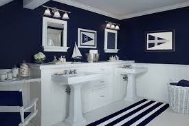 nautical kids bathrooms cottage bathroom cottage company