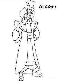 aladdin prince dress coloring download u0026 print