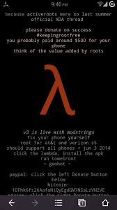 root android phone without computer how to root any android phone without computer or pc