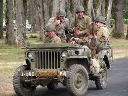 ww2 jeep wwii reenacting pacific northwest historical group