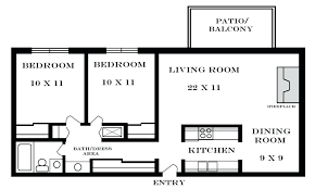 small 2 bedroom floor plans modern house plans 2 bedroom floor plan best simple small with
