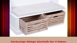 garderobenpaneel mit sitzbank garderobe mit sitzbank u2013 deutsche dekor 2017 u2013 online kaufen