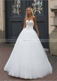 tulle wedding dress wedding dress gown sweetheart court with beaded