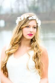 bridal flowers for hair cherry blossom flower crown bridal headpiece wedding headband