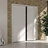 Mirror Bifold Closet Door Pinecroft 890726 Traditonal Mirror Bifold Interior Wood Door 30