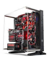 Gaming Desk Top Skytech Supremacy X Pc Gaming Desktop Computer Lummyshop