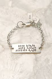 baby bracelets personalized adoption baby bracelet personalized baby bracelet sterling