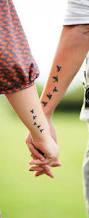 cartoon couple tattoos best 25 couple tattoo ideas ideas on pinterest married couple