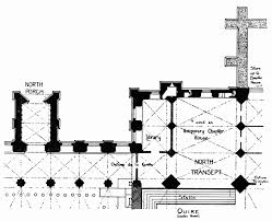 wells cathedral floor plan the project gutenberg ebook of old english libraries by ernest a