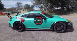 porsche 911 gt3 modified matt farah sles a porsche 911 gt3 modded like a cup racer carscoops