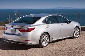 lexus es 350 hybrid review 2013 lexus es 300h overview cars com