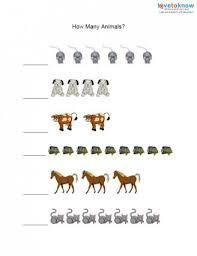 printable animal activities printable kindergarten activities lovetoknow