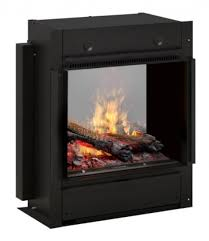 Realistic Electric Fireplace Logs by Opti Myst Pro Insert Water Creates Realistic Electric Flame Effect