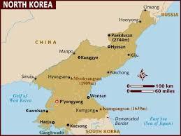 map n map of korea