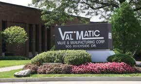 val matic valve u0026 manufacturing corporation