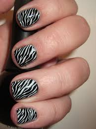 what u0027s black and white and red all over polish me please