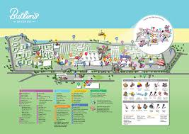 butlins skegness interactive resort map butlins