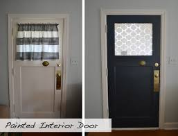 Paint A Front Door by Front Door Makeover Paint Interior Of Door A Bold Color Or Even