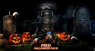 halloween 3d wallpapers collection