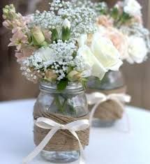 jar centerpiece ideas woodsy weddings nature is a cathedral great ideas for home
