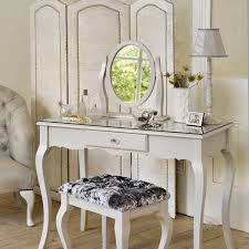 White Bedroom Dressing Tables Antique Vanity Dressing Table With Classic Element