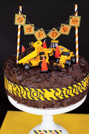 construction cake ideas creative construction themed birthday party loads of