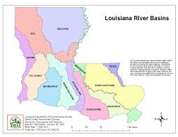 Louisiana Map Cities by What U0027s In Your Water Faqs Louisiana Department Of Environmental
