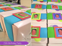 70th Birthday Party Decorations Party favors