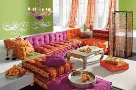 chambre inspiration indienne salon marocain d inspiration indienne i it deco marocaine