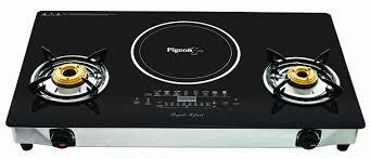 buy pigeon rapido hybrid 2100 watt induction cooktop online at low
