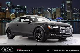 certified pre owned audi s5 certified used 2015 audi s5 for sale in chicago coupe vin
