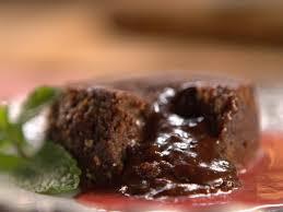dark chocolate lava cake recipe cooking channel recipe bobby