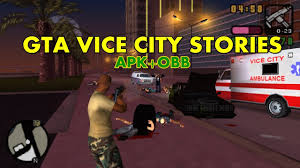 gta vice city apk gta vice city stories android apk obb highly compressed free