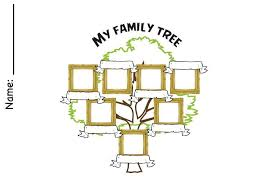 family tree worksheet for worksheets for all and