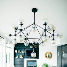 Colored Glass Pendant Lights How To Clean Glass Pendant Lights Popsugar Home