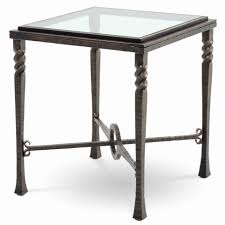 all glass end tables stainless steel top coffee table antique end with drawer wildon home