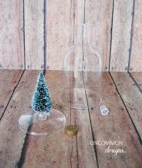 bell jar ornament tutorial