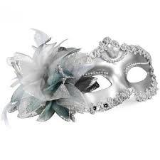 buy masquerade masks silver masquerade mask ebay