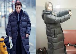 Bench Padded Jacket Celebrity Bench Down Jackets U0027 Are All The Rage In Korea Koogle Tv