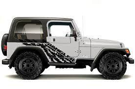 matte grey jeep wrangler 2 door vinyl decal graphics wrap kit for jeep and similar items