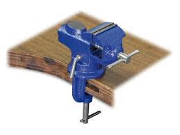 bench vice swivel base g clamp cooksongold com