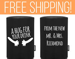 wedding koozies custom to and to hold wedding koozie premium quality