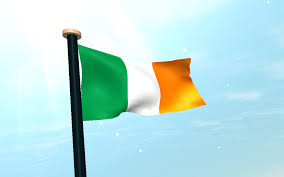 Irish Flag Wallpaper Ireland Flag 3d Live Wallpaper Android Apps On Google Play