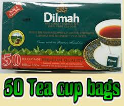 Teh Dilmah ceylon teh 50 kantong teh dilmah premium teh hitam sri lanka teh