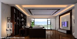 Living Room Design High Ceiling Photo  Great Room Pinterest - Living room pop ceiling designs