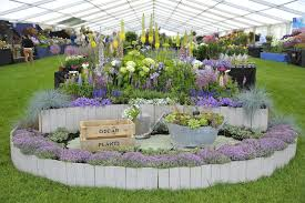 blenheim flower show