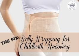 postpartum belly wrap postpartum belly wraps will they help your recovery