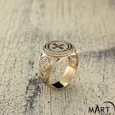 cross rings silver images Crusader knights templar ring maltese cross ring silver gold jpg