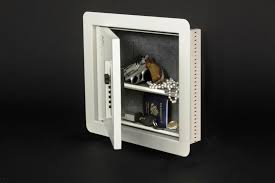 between the studs gun cabinet in wall gun safe between studs home designs insight efficiently
